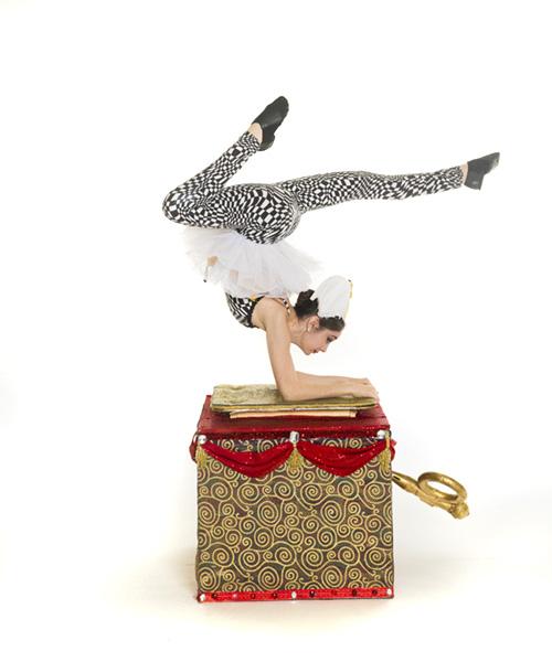 Acrobatics Academie de Ballet
