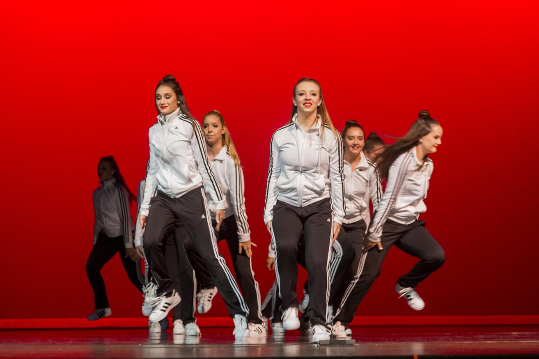 Academie de Ballet Competition Team