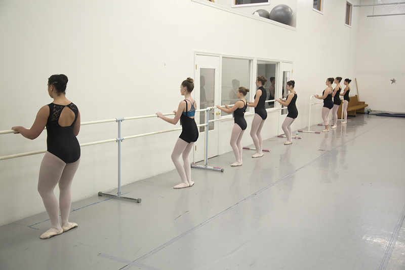 Auditions Academie de Ballet